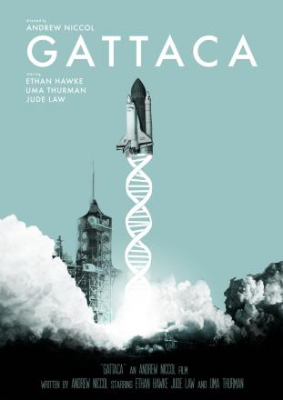 gattaca themes Gattaca is a movie rich in many themes, including bioethics and genoism but like the story itself, what's most profound, most moving, is vincent's journey—the human story that explores our limitless potential in the face of any adversity michael moreci is a comics writer and novelist best known for his sci-fi.